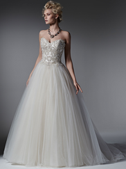 Sottero and Midgley Sweetheart Bridal Gown Layla