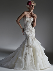 Sottero and Midgley Sweetheart Bridal Gown Maky