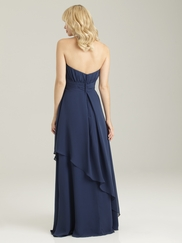 Sweetheart Ruched Allure Bridesmaid Dress 1302