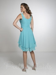 Tank Style  Pretty Maids Bridesmaid Dress 22540