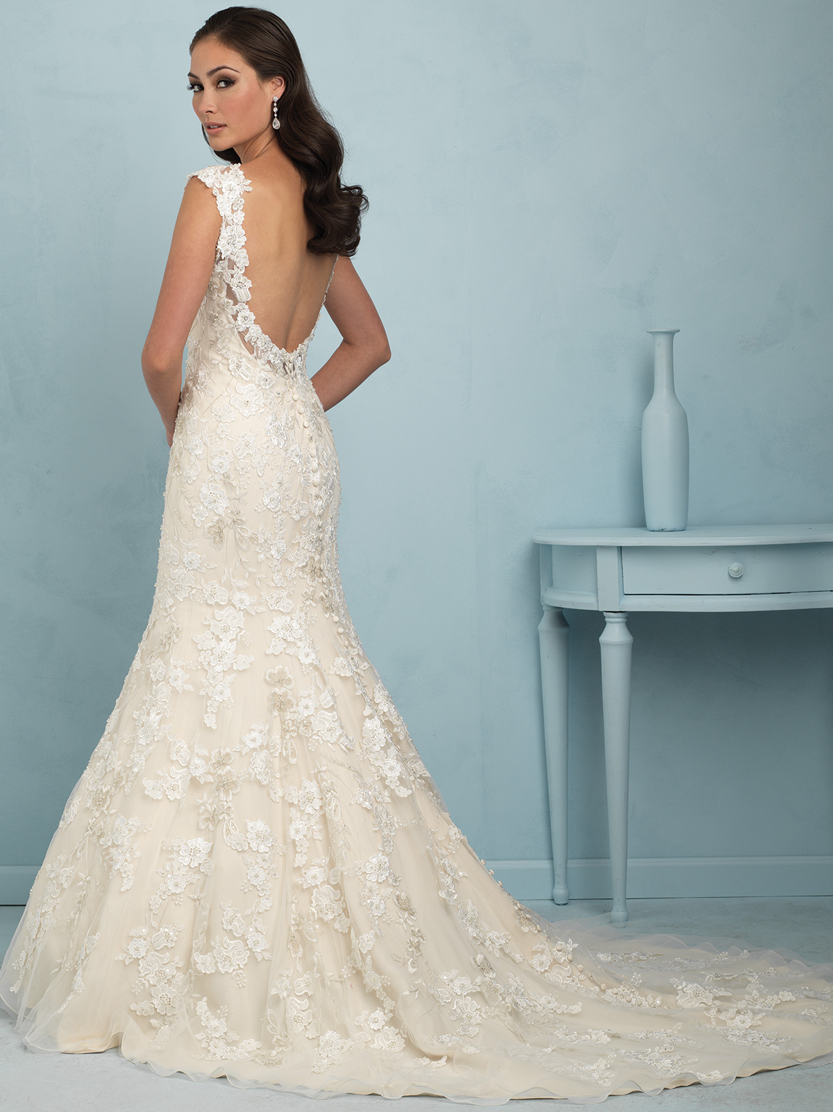 Allure Bridal Dress 9220