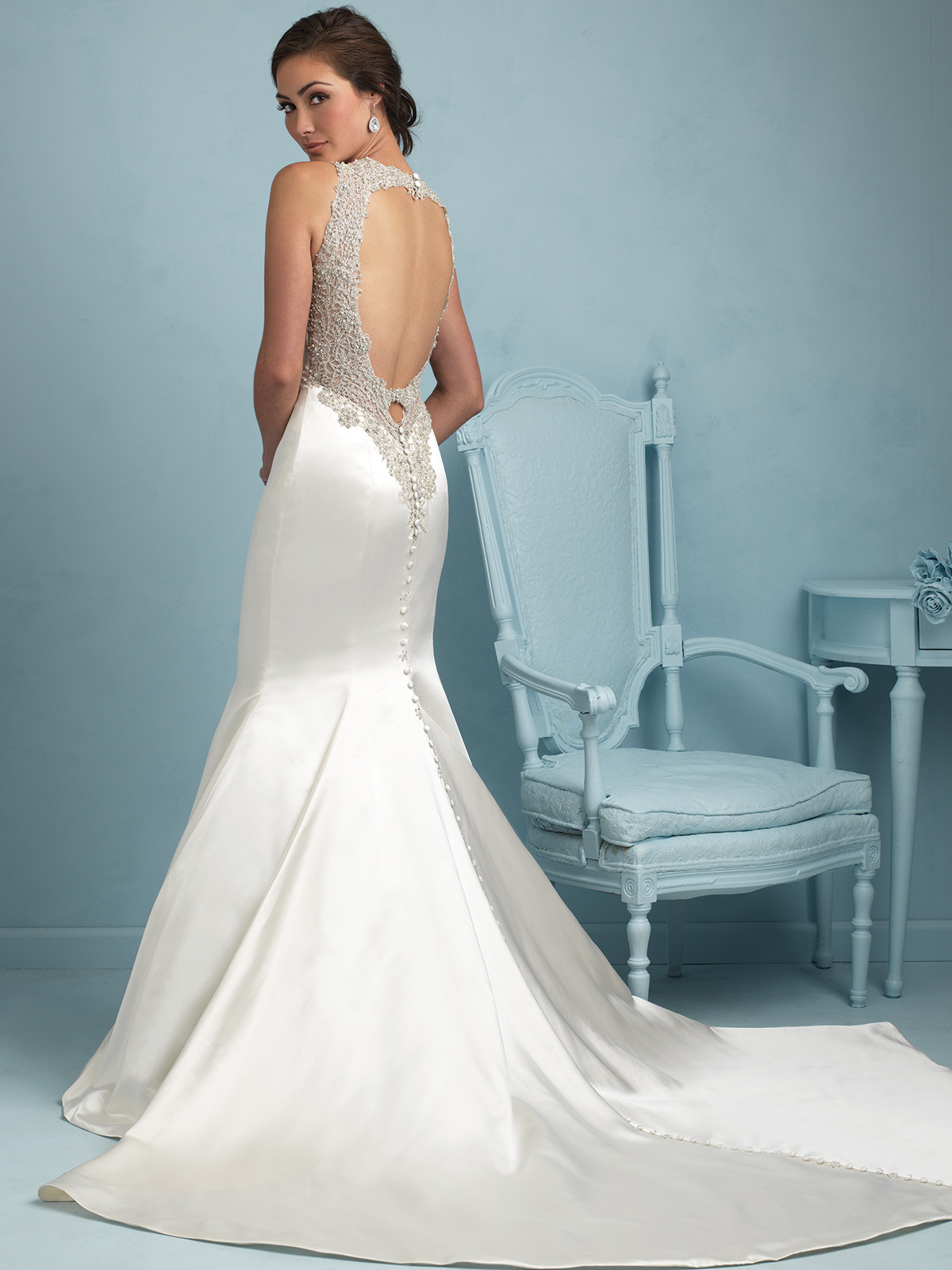 Allure Bridal Dress 9219