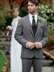 Grey wedding tuxedosdimitradesigns stephen geoffrey slim grey dillon junglespirit Choice Image