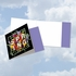 Artistic Blank Square-Top Card From NobleWorksInc.com - 4 Season's Greetings - Spring