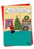 Hysterical Christmas Card From NobleWorksInc.com - Amazon Prime
