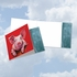 Creative Blank Square-Top Card From NobleWorksInc.com - Animal Magnetism-Pig