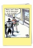 Funny Birthday Card From NobleWorksInc.com - Batman Help Wanted