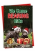 Hilarious Merry Christmas Card From NobleWorksInc.com - Bearing Gifts