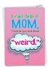 Hilarious Mother's Day Card From NobleWorksInc.com - Better-Looking Mom