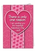 Hilarious Valentine's Day Card From NobleWorksInc.com - Bitch if I Didn't
