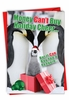 Humorous Happy Holidays Card From NobleWorksInc.com - Buy A Penguin-Christmas