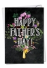 Beautiful Father's Day Card From NobleWorksInc.com - Chalk And Roses