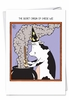 Funny Halloween Card From NobleWorksInc.com - Cheese Wiz