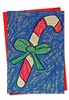 Artistic Christmas Card From NobleWorksInc.com - Coloring