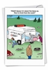 Humorous Mother's Day Card From NobleWorksInc.com - Clean Underwear