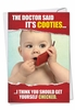 Hysterical Get Well Card From NobleWorksInc.com - Cooties
