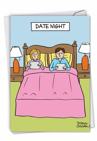 Hilarious Anniversary Card From NobleWorksInc.com - Date Night