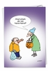 Humorous Halloween Card From NobleWorksInc.com - Dick Nose
