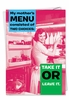 Humorous Birthday Mother Card From NobleWorksInc.com - Eat or Starve