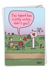 Hysterical Valentine's Day Card From NobleWorksInc.com - Extra Tip