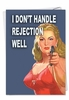Hilarious Valentine's Day Card From NobleWorksInc.com - Handle Rejection
