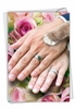 Funny Wedding Card From NobleWorksInc.com - Hands And Cat Paw