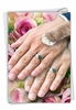 Funny Wedding Card From NobleWorksInc.com - Hands And Cat Paw Gay