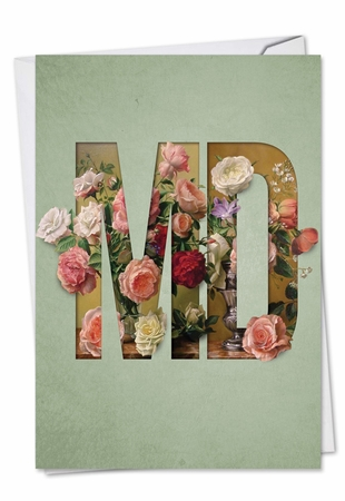 Beautiful Mother's Day Card From NobleWorksInc.com - Happy