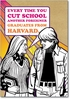 Harvard Funny Graduation Card By NobleWorks and