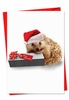 Artistic Christmas Card From NobleWorksInc.com - Holiday Cards from the Hedge