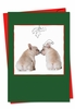 Beautiful Christmas Card From NobleWorksInc.com - Holiday Dogs & Doodles