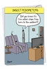 Hilarious Birthday Card From NobleWorksInc.com - Insect Pedometers