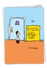 Hysterical Birthday Card From NobleWorksInc.com - John Callahan's Must Be This Tall