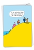 Funny Congratulations Card From NobleWorksInc.com - John Callahan's Thanks Evolution