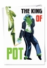Humorous Birthday Card From NobleWorksInc.com - King of Pot
