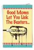 Humorous Mother's Day Card From NobleWorksInc.com - Lick Beaters