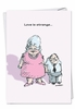 Hysterical Valentine's Day Card From NobleWorksInc.com - Love is Strange