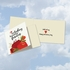 Artful Valentine's Day Square-Top Card From NobleWorksInc.com - Love You Today