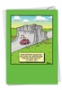 Humorous St. Patrick's Day Card From NobleWorksInc.com - May The Road Rise Up