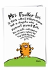 Hysterical Mother's Day Card From NobleWorksInc.com - Mother Faulker