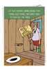 Funny Birthday Card From NobleWorksInc.com - Natural Resources