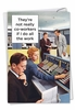 Funny Administrative Professionals Day Card From NobleWorksInc.com - Not Really Co-workers