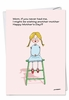 Hilarious Mother's Day Card From NobleWorksInc.com - Other Mother