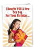 Humorous Birthday Card From NobleWorksInc.com - Pacemaker