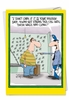 Humorous Birthday Mother Card From NobleWorksInc.com - Prison Walls
