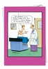Funny Birthday Card From NobleWorksInc.com - Remote Thumb