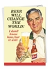 Humorous Birthday Father Card From NobleWorksInc.com - Retro Beer