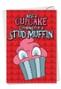 Hilarious Valentine's Day Card From NobleWorksInc.com - Stud Muffin