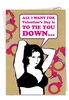Hilarious Valentine's Day Card From NobleWorksInc.com - Tie You Down