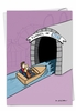 Humorous Birthday Card From NobleWorksInc.com - Tunnel of Like